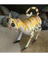 Pail Pal Cat Metal Sculpture Pails NIB - $12.99