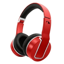 Nakamichi BTHP02 Bluetooth® Wireless Headphones - RED - $139.99