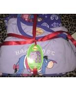 Disney Eeyore Womens 2 Piece Purple Pajama Set SZ Large NEW - $18.00