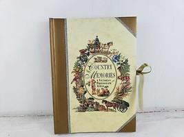 Country Memories: A Victorian Photograph Album (Victorian Photo Albums) - $6.86