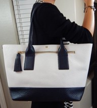 NEARLY NEW KATE SPADE Southport Avenue Harmony Leather Shoulder Bag Larg... - $157.41