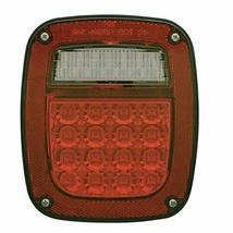 United Pacific LED Reflector Universal Combination Tail Light with Licen... - $80.89
