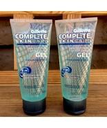 2 Gillette Complete Skincare Skin Soothing After Shave Gel Fragrance Fre... - $98.95