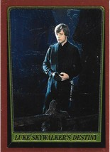 1999 Topps Star Wars Chrome Archives #79 Luke Skywalkers Destiny > Mark Hamil - $1.49