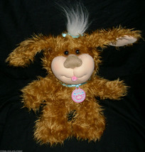 "11"" 2005 Cabbage Patch Kids Puppy Dog Stuffed Animal Plush Toy Brown Tan Xavier - $17.77"