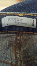 Women's blue jean Lee bootcut size 10s ras548 - $15.84