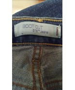 Women's blue jean Lee bootcut size 10s ras548 - $15.84