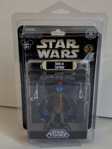 Disney Parks Star Wars Star Tours Goofy as Cad Bane Action Figure Series... - $94.98