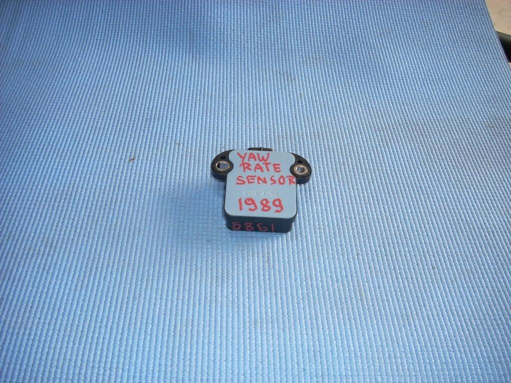 2012 SCION TC YAW RATE SENSOR 89183-48030