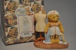 Cherished Teddies - Sarah - 308676 - Memories To Wear and Share - $13.16