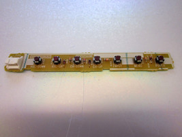Sharp DUNTKF069WE, QPWBFF069WJN, FM03, Keypad Controller Board - $11.21