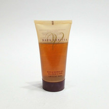 Dark Vanilla Bath and Shower Gel Tube 1.85 oz - 54mL  - $14.84