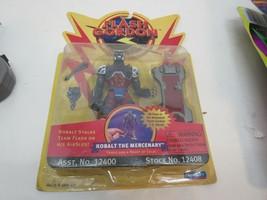 """Animated Flash Gordon 5"""" Kobalt the Mercenary Figure Playmates Vintage 1996 - $15.79"""