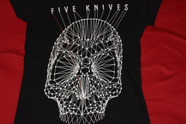 Five Knives, Womans Small T-Shirt - $8.95
