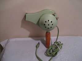 VINTAGE STYLE-KING ELECTRIC HAIR DRYER, works great - $24.75