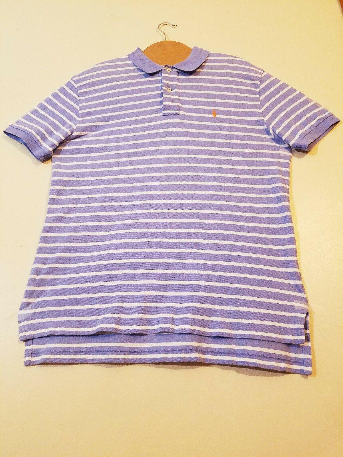 d55c0101 RALPH LAUREN Mens Polo L, Purple Short and 50 similar items