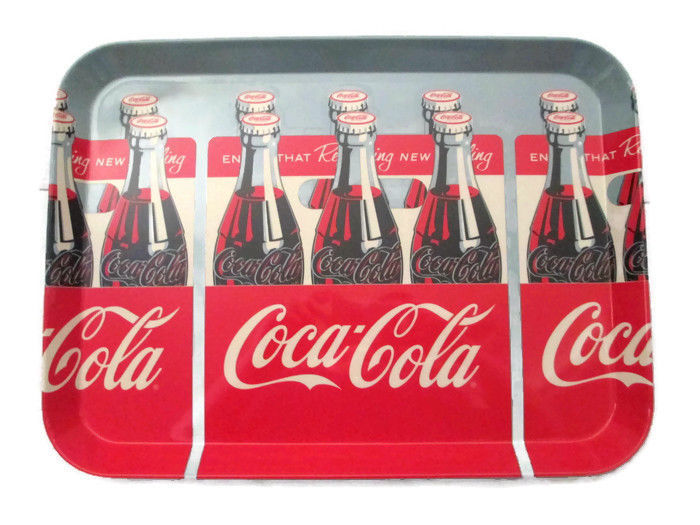 Coca-Cola  Plastic Tray with 6-Pack - BRAND NEW