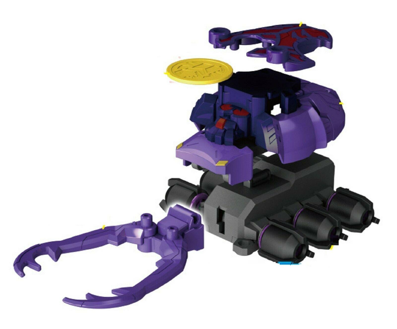 Bugsbot Ignition Basic B-05 Battle Giraffa Action Figure Battling Bug Toy