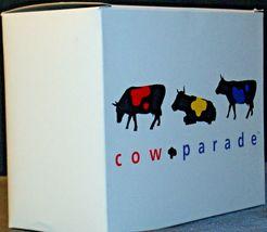 "CowParade ""MooShoe"" Westland Giftware # 9125 AA-191918 Vintage Collectible image 6"
