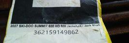2007 SKI-DOO SUMMIT 600 HO Jackshaft / Jack Shaft image 4