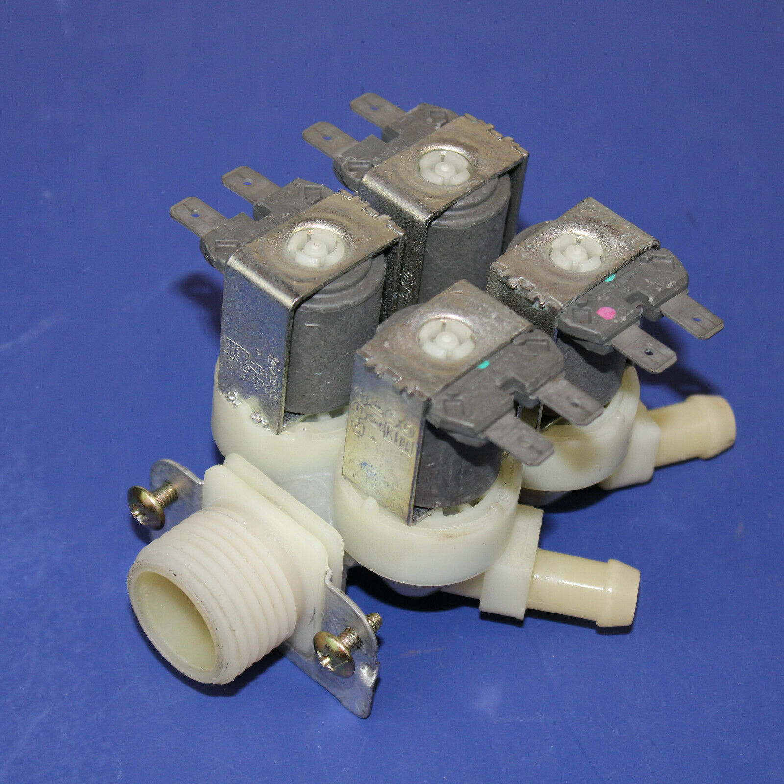 Primary image for LG / Kenmore Washer : Water Inlet Valve (5220FR2008C) {P4818}