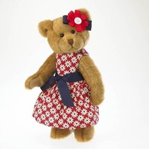 "Boyds Bears ""Madison""- 10"" Plush Americana Bear - # 4028228  - NWT- 2011 - $29.99"