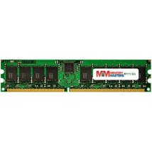 MemoryMasters 1GB 184-Pin DDR400 CL3 1Rx4 PC3200 Registered ECC Single Rank DIMM - $14.26