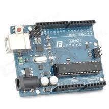 DIY Funduino UNO R3 Development Board Microcontroller w/ USB Cable - $17.31