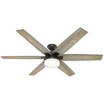 """Hunter Kaplan LED 64"""" Ceiling Fan - $145.56"""