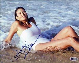 Raquel Welch Wet Signed 8x10 Photo Certified Authentic Beckett BAS COA - $395.99