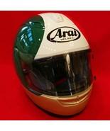 Arai full face helmet Flagship Type RX7-RR3 Agostini version M size rare... - $836.99