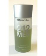 Carolina Herrera 212 Men All Over Shower Gel 8.5oz *NEW.UNBOXED.65% FULL* - $29.20