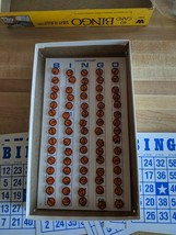 Retro 1981 Whitman 40 Card BINGO Set in Original Box - Made in USA, Vintage - $12.99