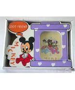 Disney Good Friend Mickey Mouse Quartz Alarm Clock BEST OFFERS WELCOMED ... - $12.34