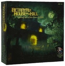 Betrayal at House on the Hill Board Game - $100.00
