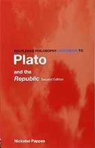 Routledge Philosophy GuideBook to Plato and the Republic (Routledge Phil... - $6.92