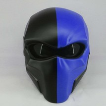 New Arrival Deathstroke Motorcyle Blue And Black (Dot & Ece Certified) - $250.00
