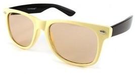 UrbanSpecs Sunglasses - Classics - Blues - Two-tone / Frame: Cream/Black Lens: - $29.85