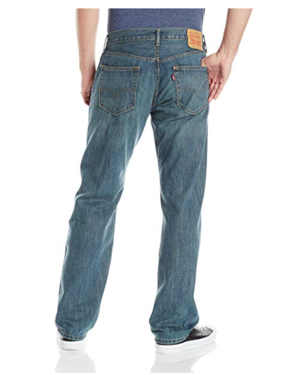 Levi's Men's 559 Relaxed Straight Fit Jean 42 x 30 image 2