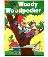 Woody Woodpecker #18 1953-Dell-Walter Lantz-Wacky humor-VG+ - $37.83