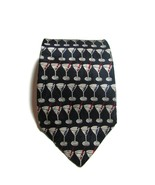 Museum Artifacts Men's Neck Tie Silk 57L 3 3/4W Buy One Get One up to 50... - $23.50