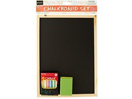 Wooden Chalkboard Set - Pack of 12 - $53.83