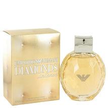 Giorgio Armani Emporio Armani Diamonds Intense 3.4 Oz Eau De Parfum Spray image 4