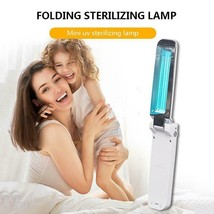 Hot UVC Ultraviolet Disinfection Lamp Handheld Mini for Travel image 2