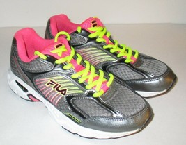 Womens Fila 5SR20566-094 Sz 8 Inspell Sneaker Athletic Shoes Very Good   - $27.73