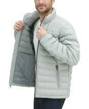 Tommy Hilfiger Men's Ultra Loft Packable Puffer Jacket Heather Grey image 2