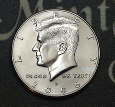 2006-D Uncirculated Kennedy Half Dollar Satisfaction Guaranteed! - $2.39