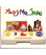 Misunderstood / Positive / Cracked Actor [Audio CD] Marry Me Jane - $21.99