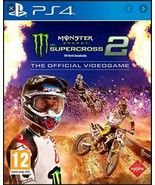 Monster Energy Supercross 2 Day One Edition with Infinity Pack PlayStation 4 PS4 - $65.00
