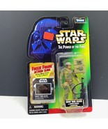 Star Wars action figure vintage Kenner vtg power force Endor Rebel Soldi... - $17.82